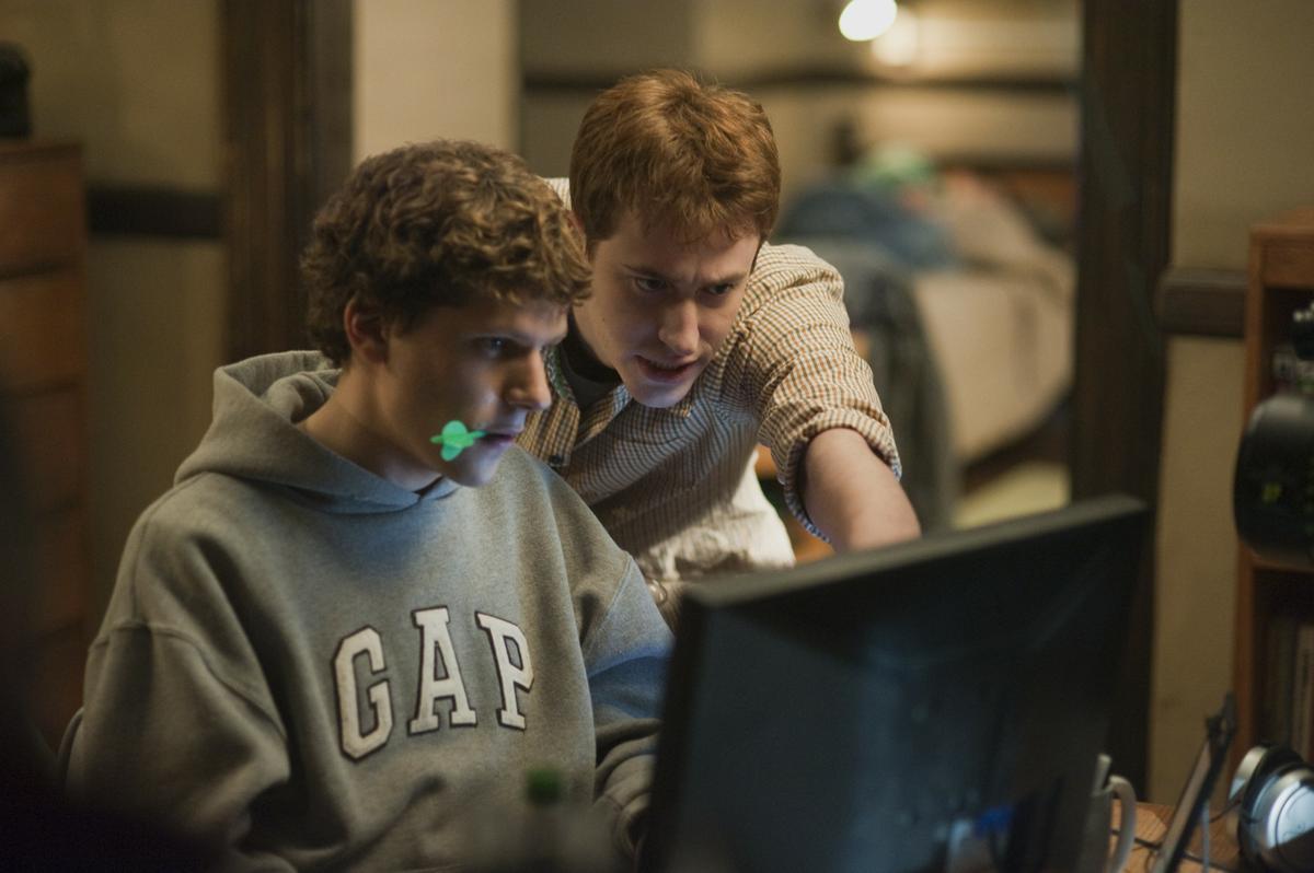 Квентин Тарантино назвал «Социальную сеть» лучшим фильмом прошлого десятилетия