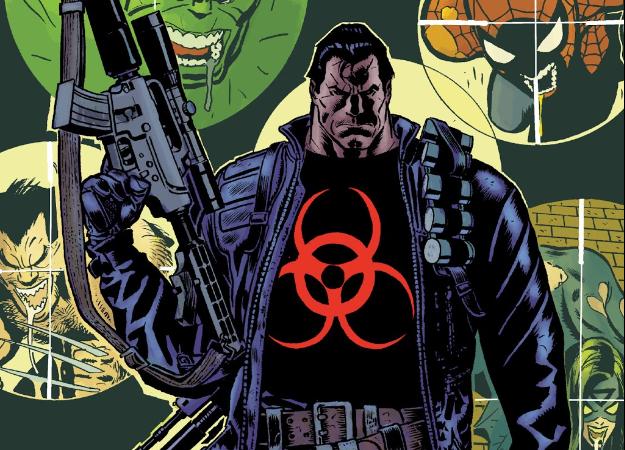 Зачем читать комикс «Вселенная Marvel против Карателя»? Постапокалипсис про супергероев-каннибалов
