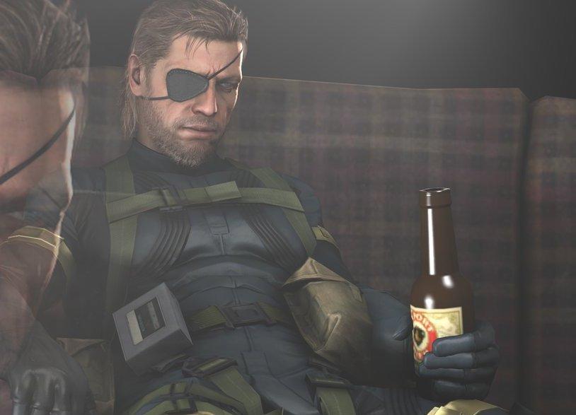 Как Интернет отреагировал наанонс Metal Gear Survive