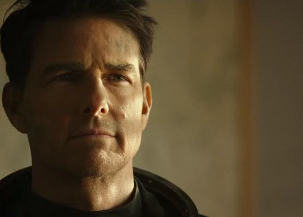 Том Круз красиво рассекает насверхзвуковом истребителе— это трейлер «Топ Ган2»