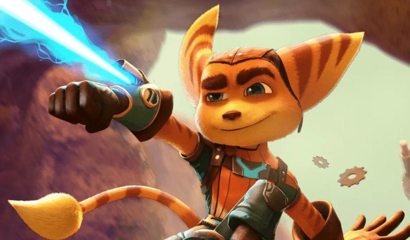 НаGamescom показали первую запись геймплея Ratchet & Clank Rift Apart