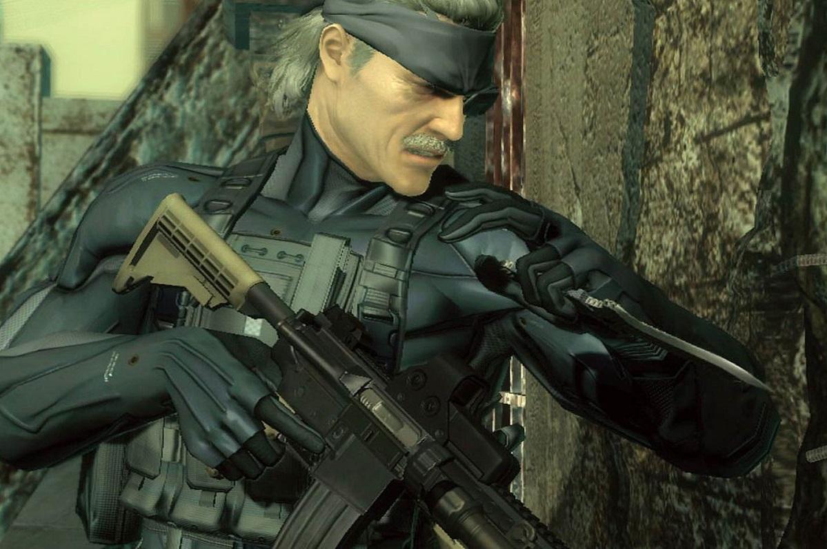 Metal Gear Solid 4 теперь можно пройти наПК. Слава эмуляторам!