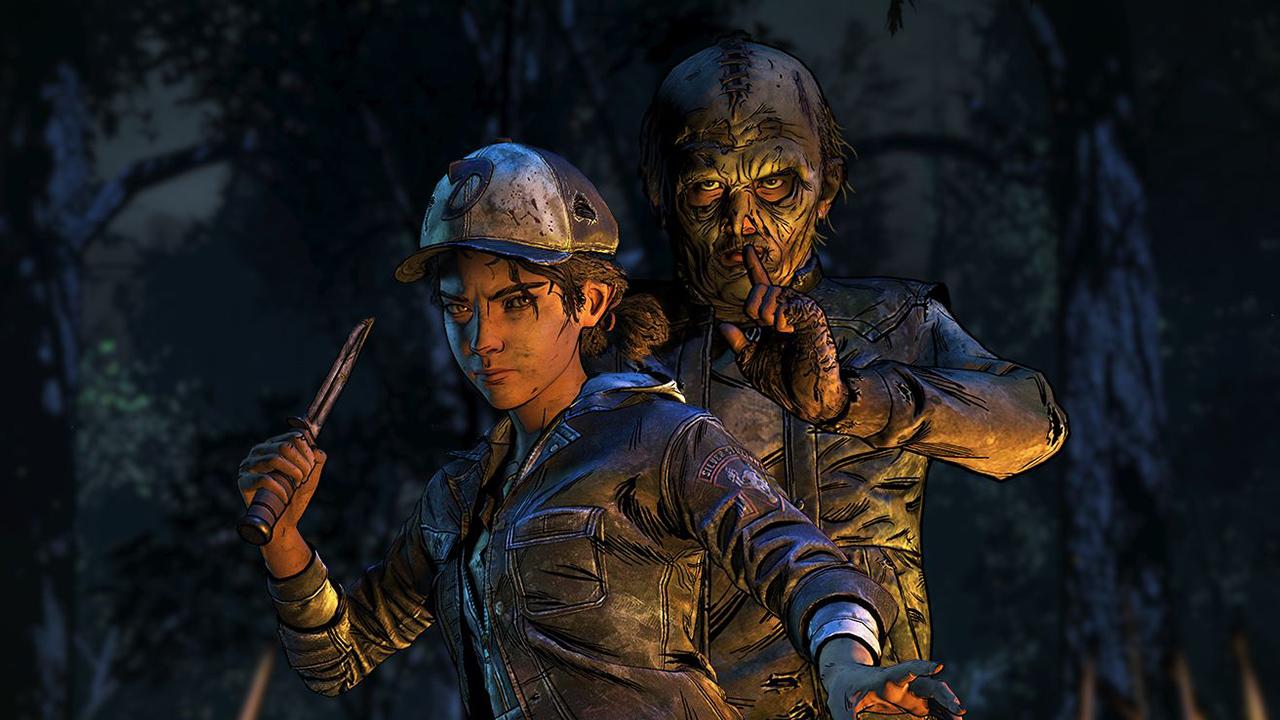 Приключение Клементины из The Walking Dead закончится в конце марта!