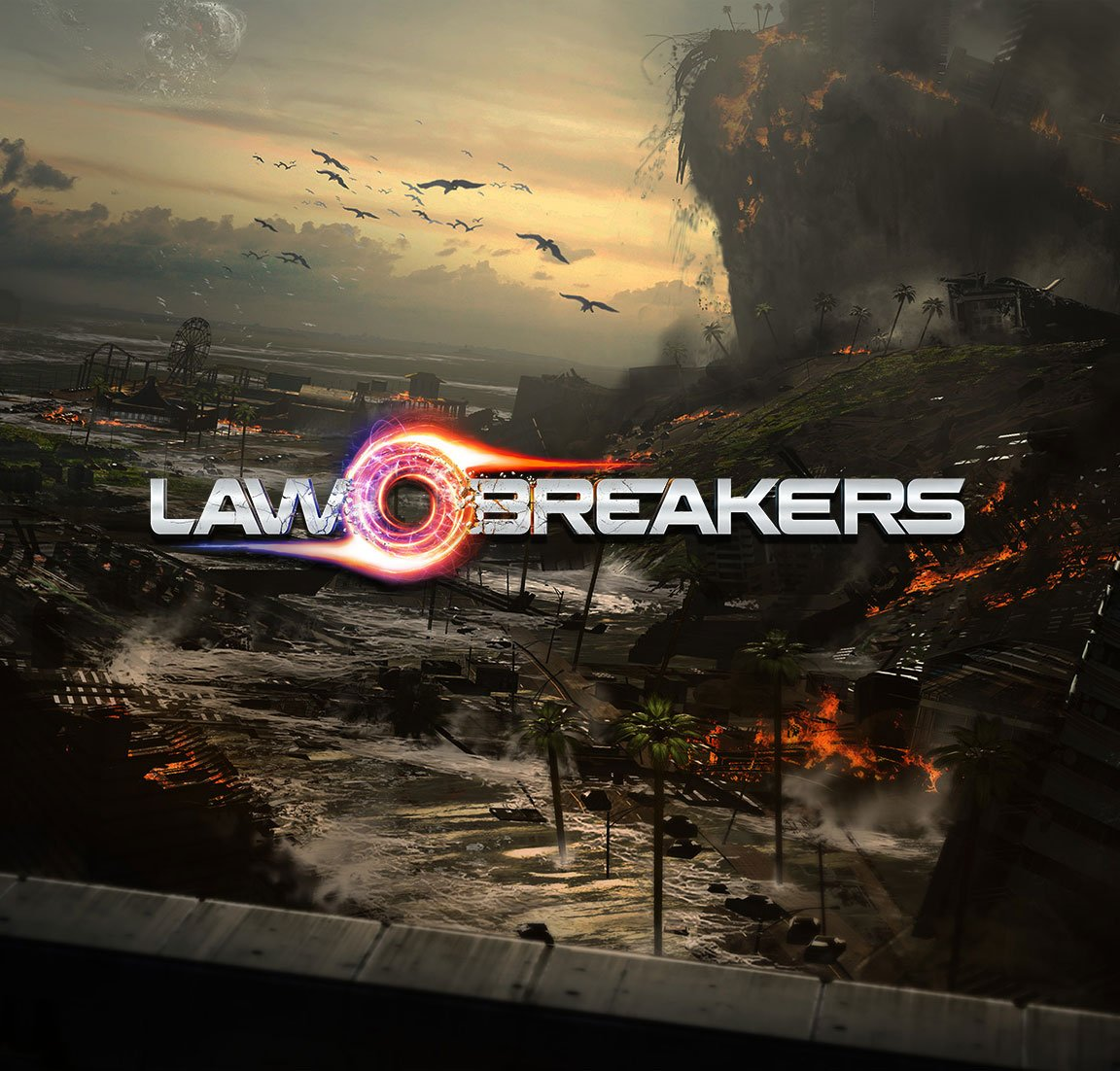 Клифф Блежински и Boss Key показали первый геймплей LawBreakers
