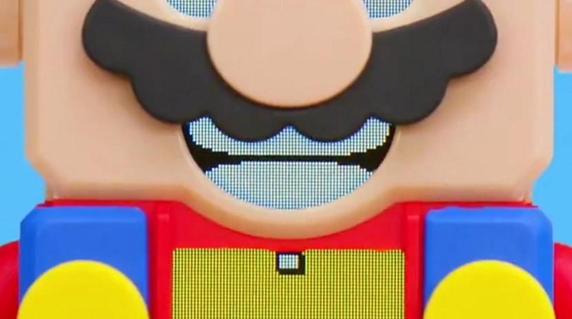 LEGO иNintendo готовят совместный проект