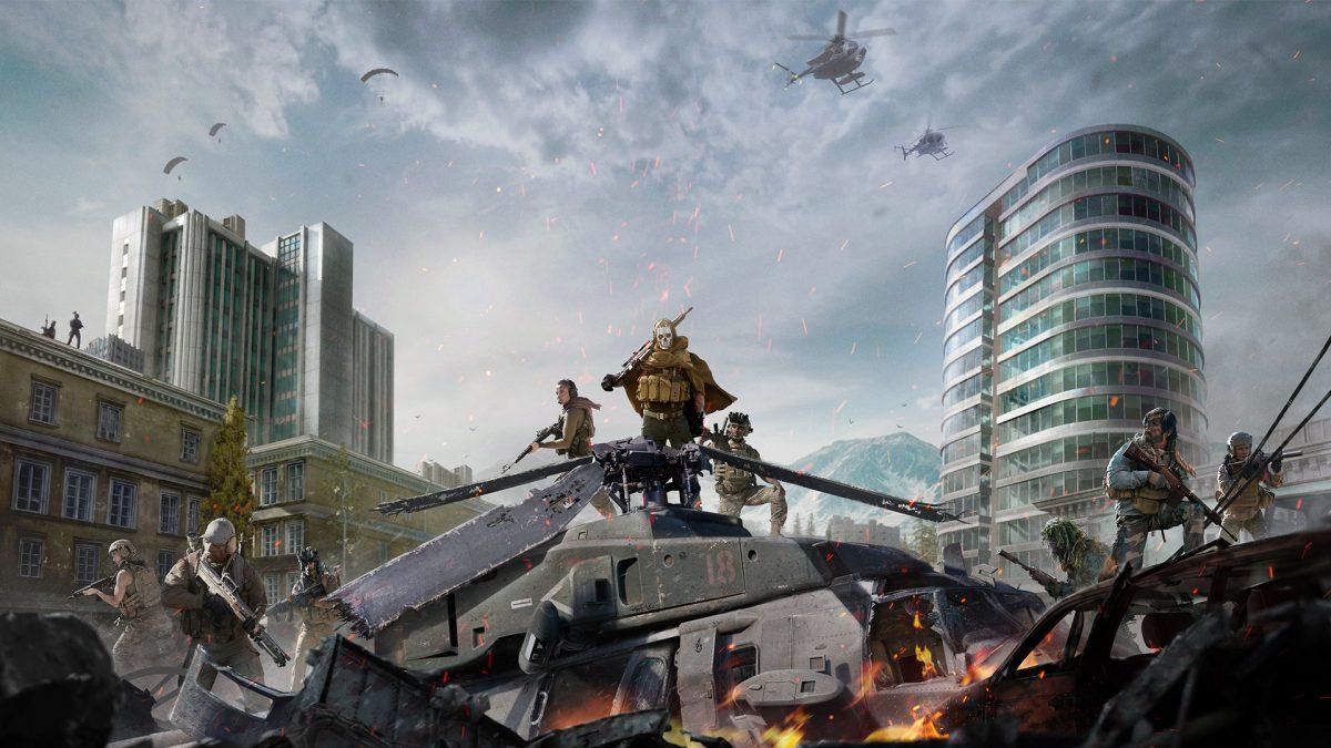 Загадочные сообщения вCall ofDuty: Warzone пугают игроков