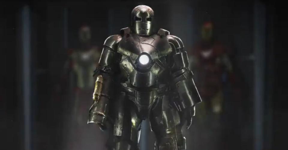 Disney наглядно показала эволюцию костюмов Железного человека