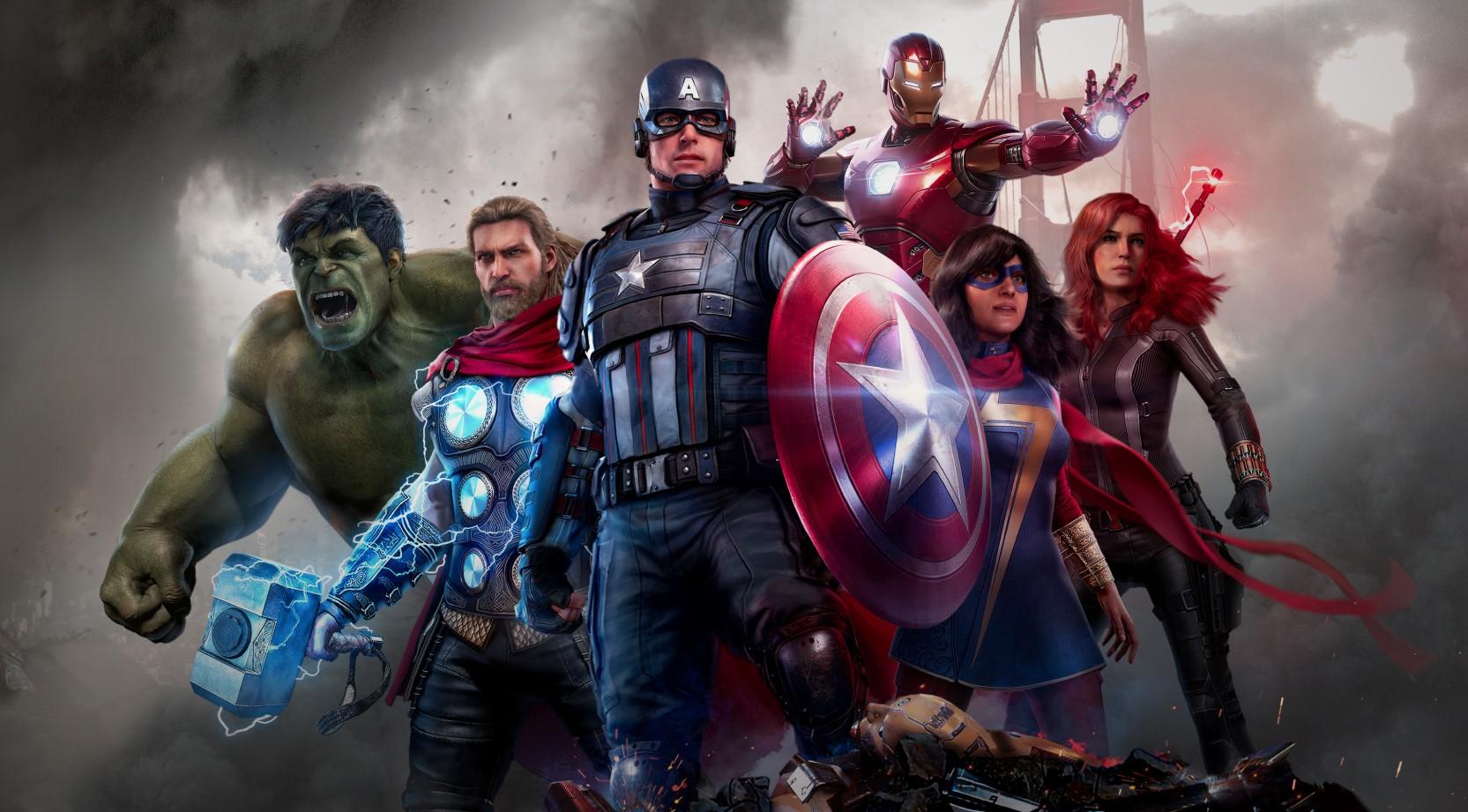 Геймплей Marvel's Avengers покажут 24июня
