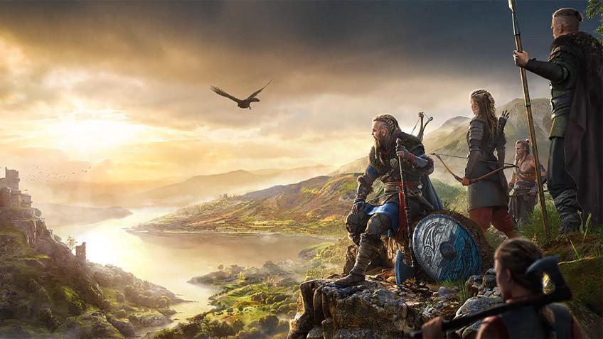 Assassin's Creed Valhalla получит приквел ввиде серии комиксов