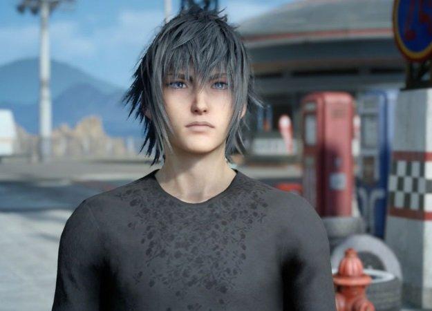 Главный герой Final Fantasy XVбыл вдохновлен Куртом Кобейном