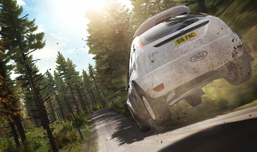 Грязь на большом экране: DiRT Rally выйдет на консолях