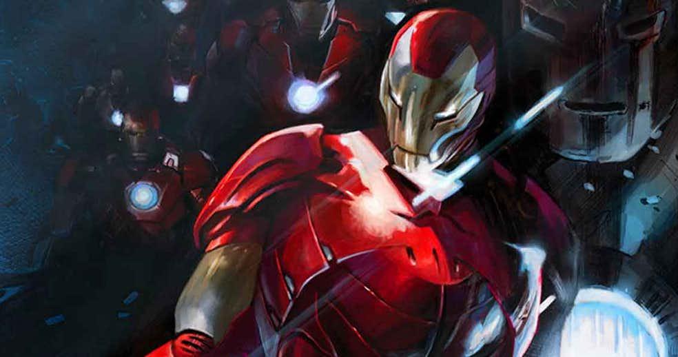 Новый комикс про Железного человека будет чем-то между «Риком иМорти» и«Черным зеркалом»