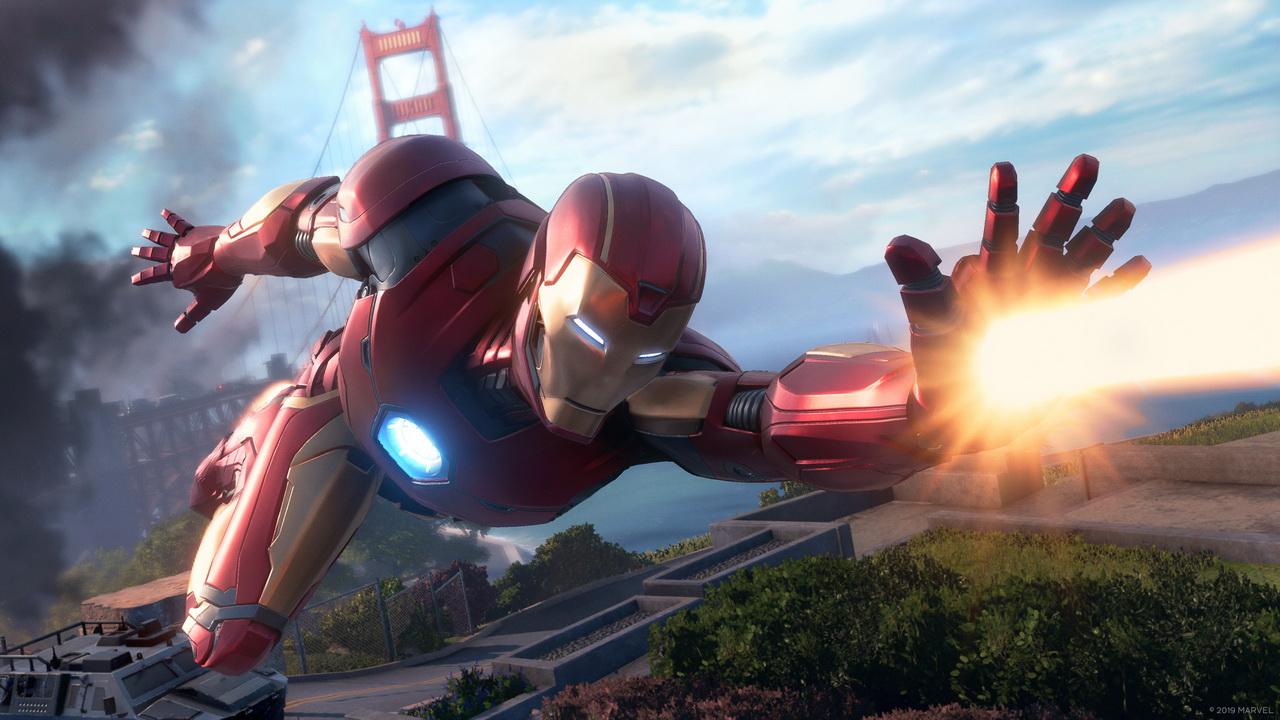 Gamescom 2019. Marvel's Avengers— неигра мечты про Мстителей, а«Destiny про супергероев»