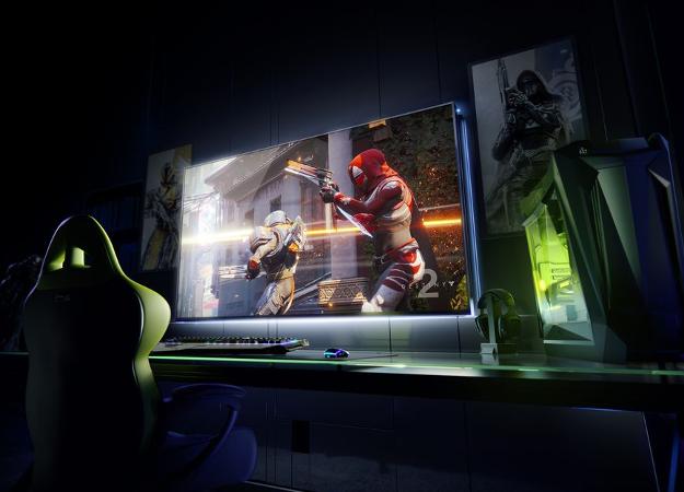 CES 2018: Nvidia представила огромный 65-дюймовый дисплей для топовых мониторов