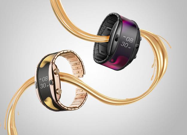 Анонс Nubia Alpha: смартфон-браслет сначинкой «умных» часов поцене от450 евро