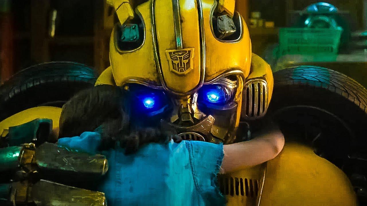 Официально: «Бамблби» больше не спин-офф «Трансформеров». Фильм перезагрузил вселенную!