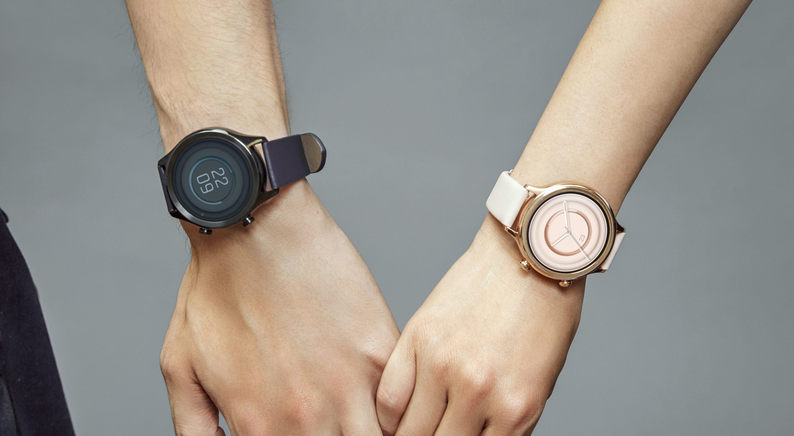 Анонсированы стильные «умные» часы Mobvoi TicWatch C2+