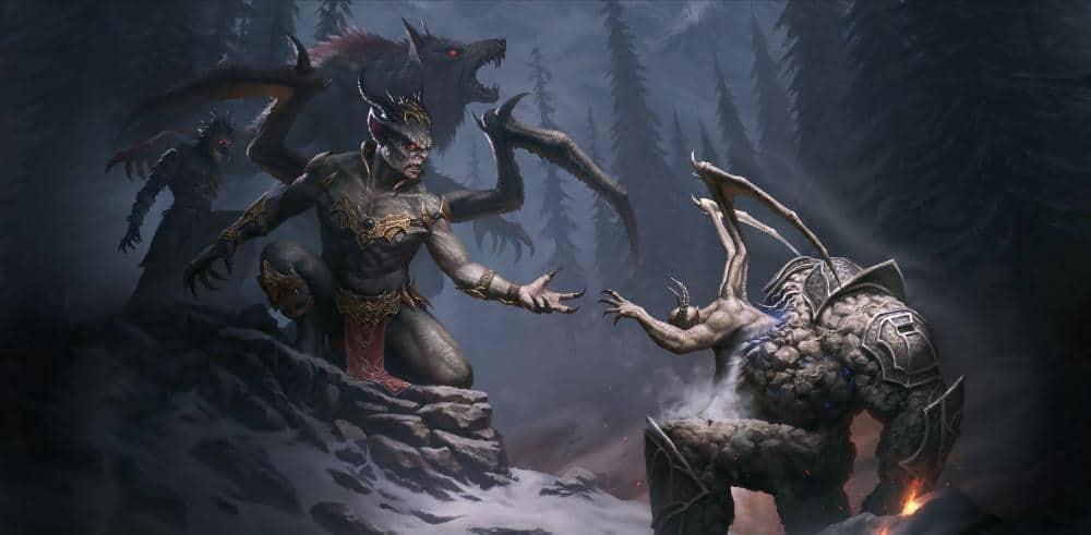 Bethesda выпустила геймплейный ролик The Elder Scrolls Online: Greymoor