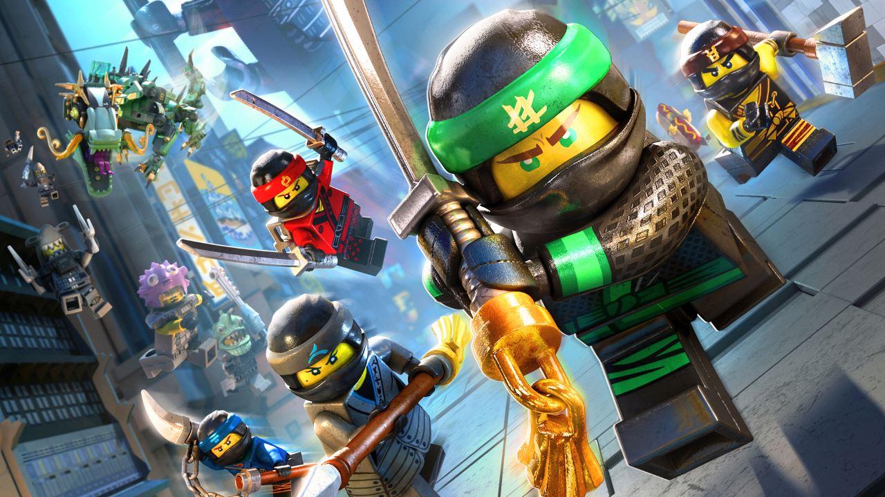 LEGO NINJAGO Movie Video Game отдают бесплатно. Ноесть нюансы