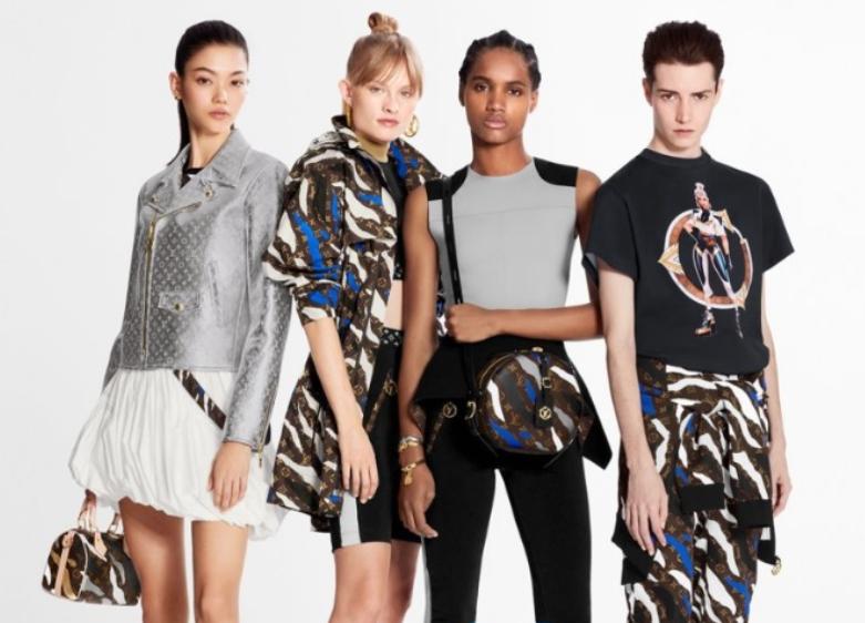 Французский дом моды Louis Vuitton создал самую дорогую киберспортивную коллекцию