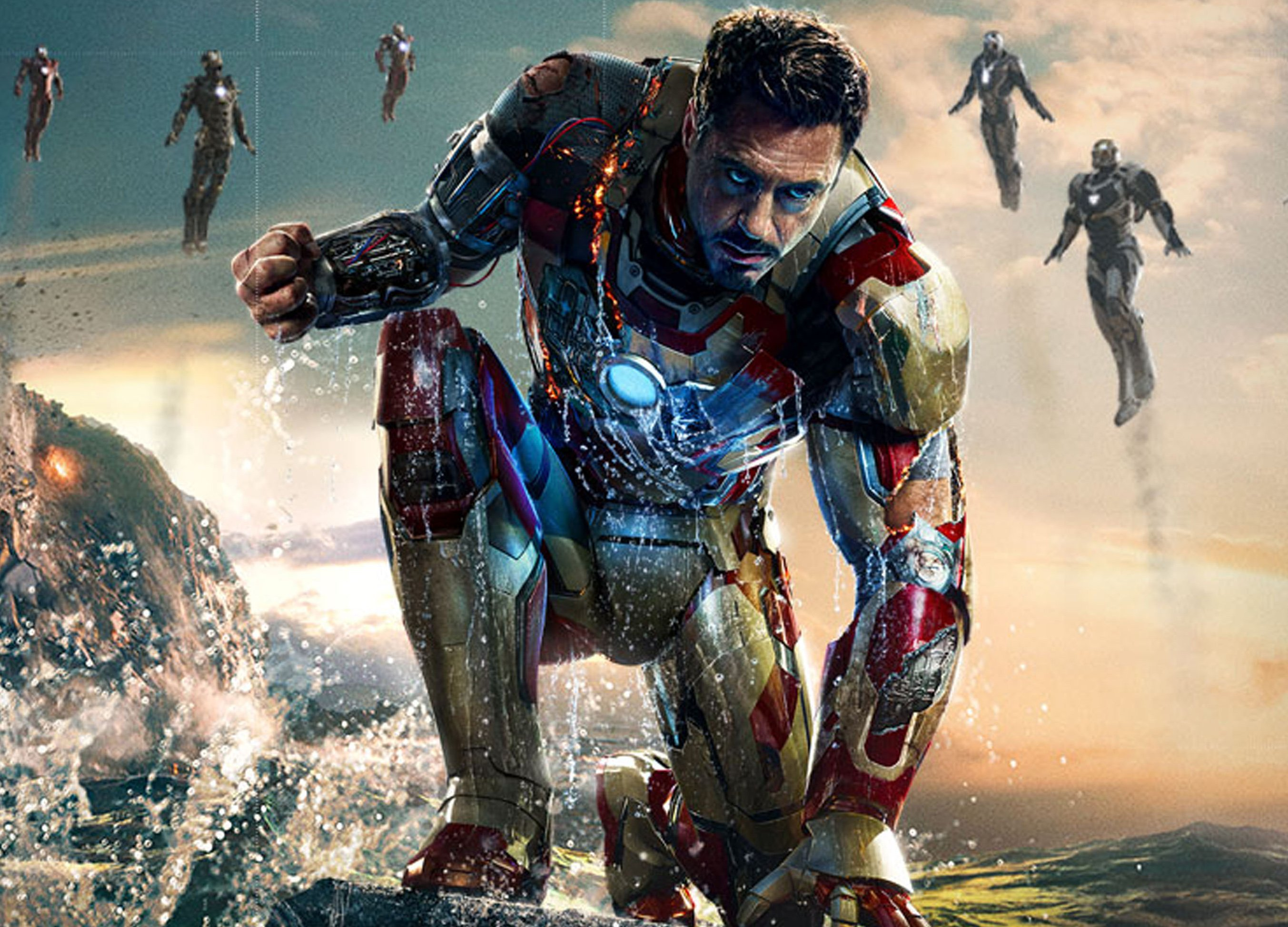 Из «Железного человека 3» убрали главную злодейку —из-за игрушек