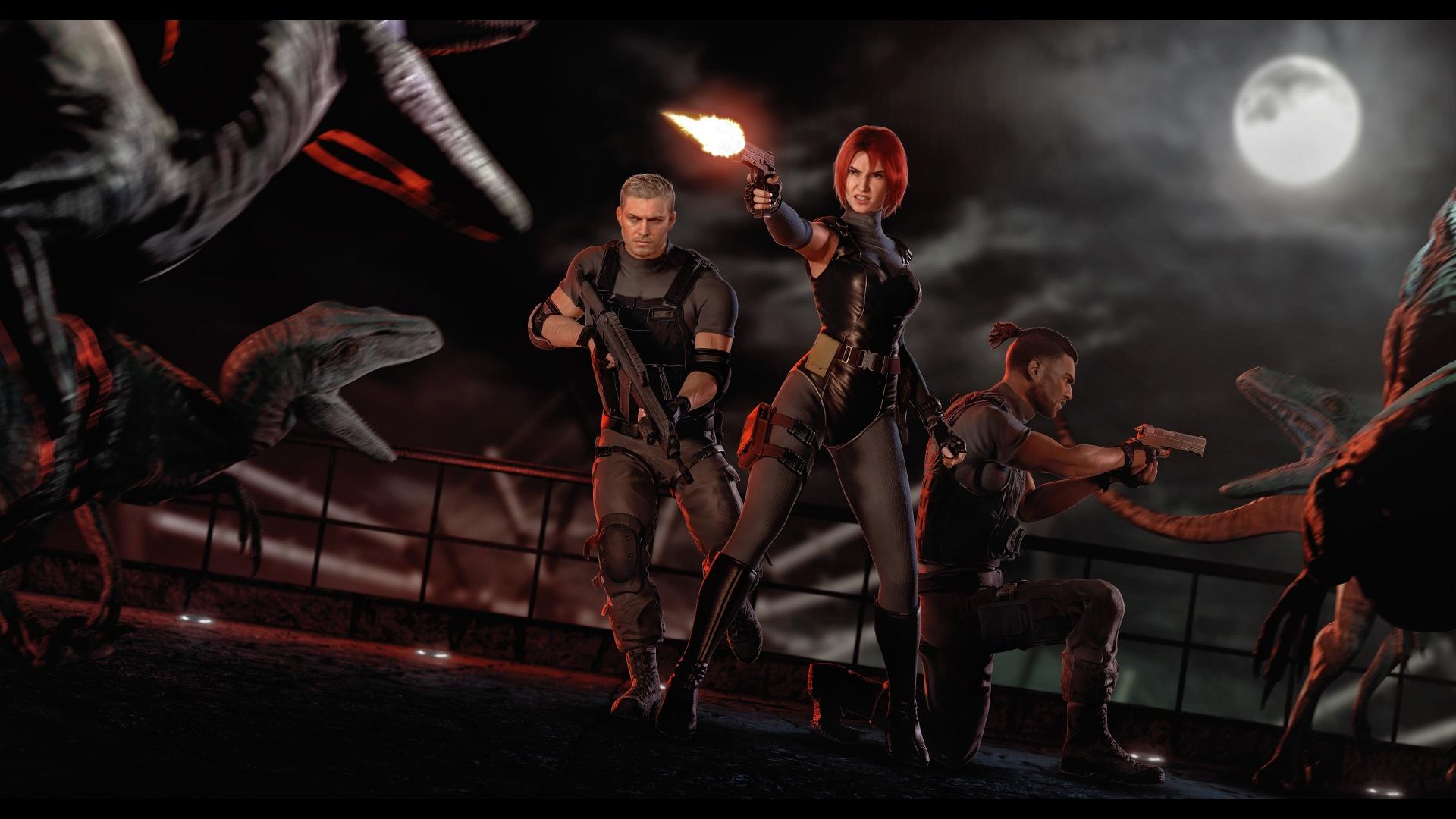Capcom Vancouver предлагала ребут Dino Crisis, новую Onimusha иотменила множество игр