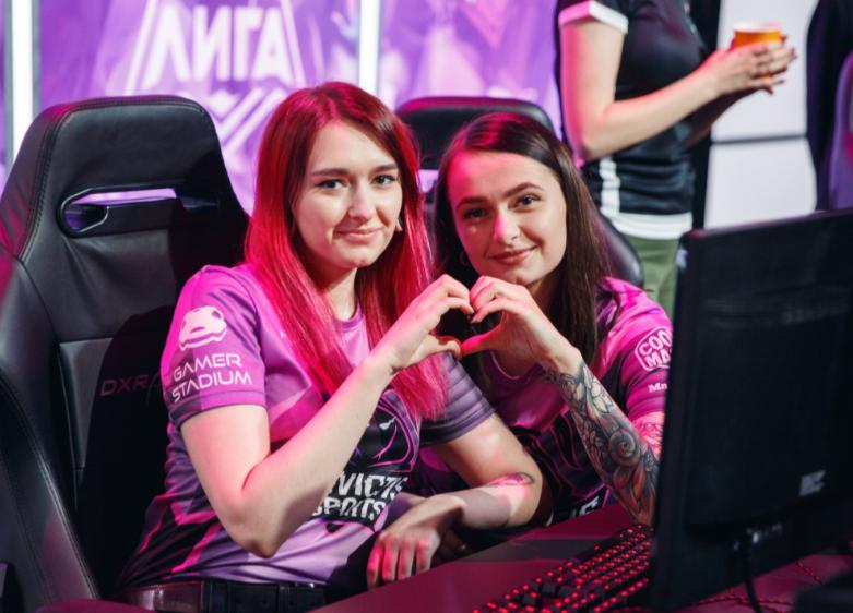 Женская команда по League of Legends доказала — против парней девушки пока не готовы играть