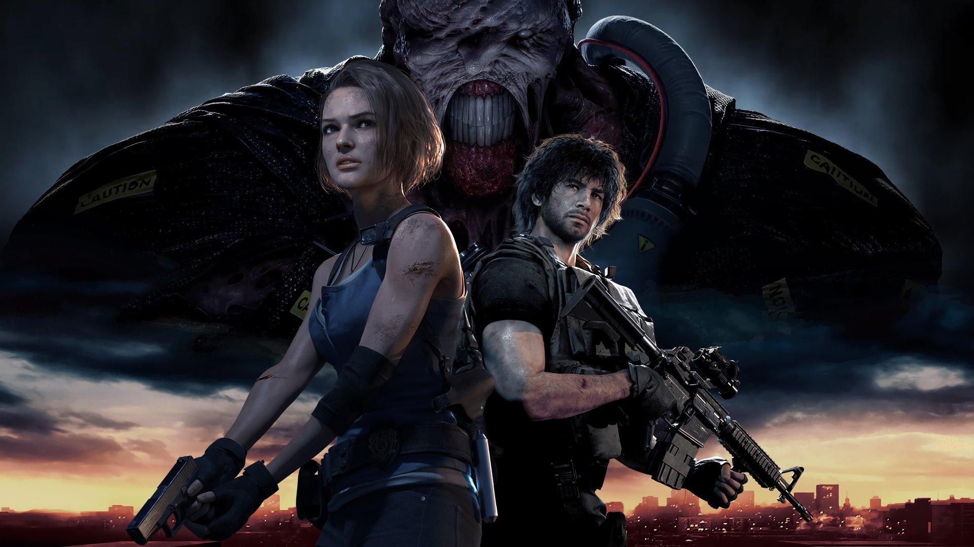 Capcom объявила, сколько копий игр серии Resident Evil продали вмире