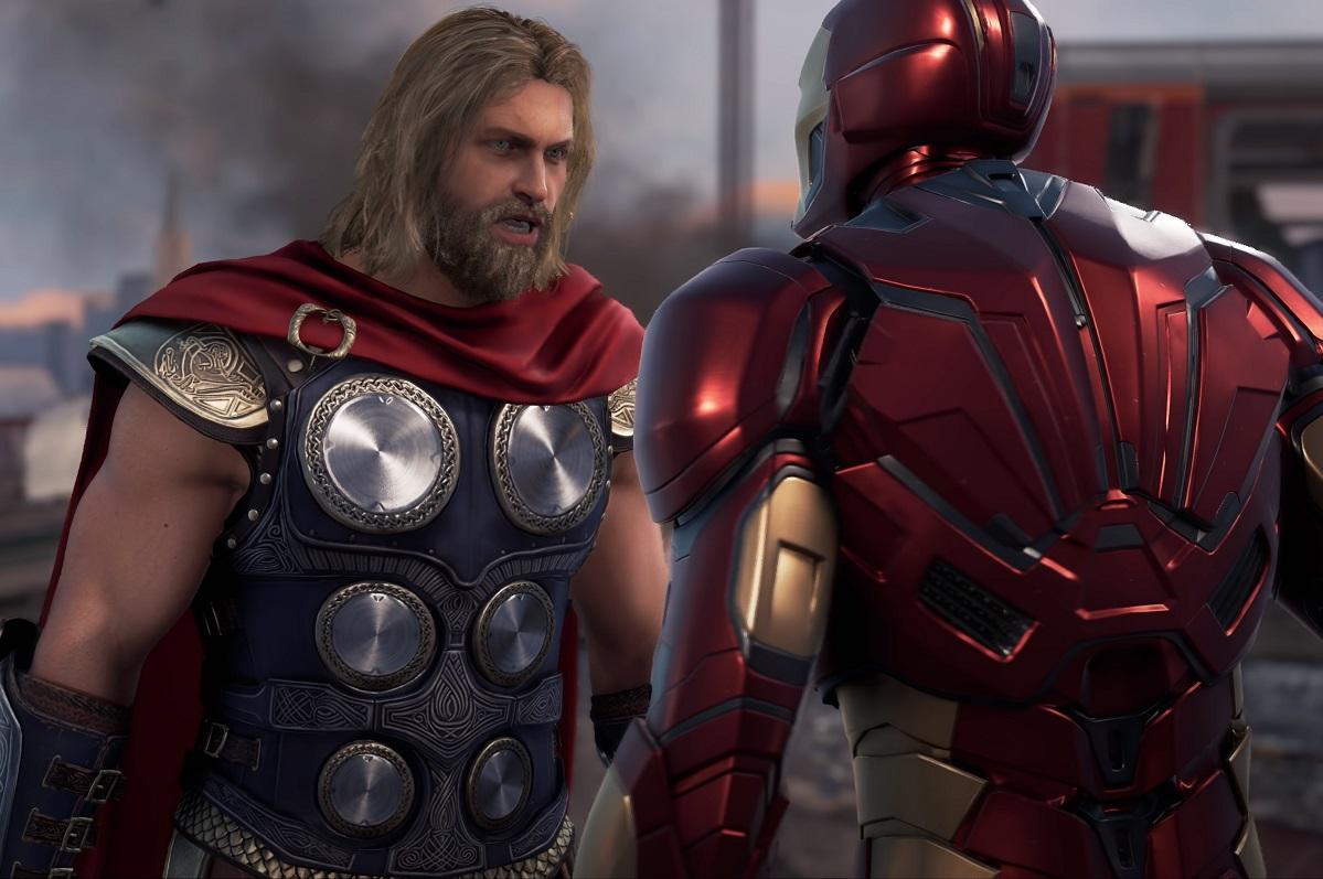 ВMarvel's Avengers будут «героические способности». Что это такое