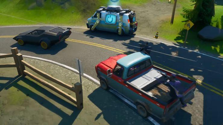 ИзFortnite исчезли полицейские машины. Это связывают сгибелью Джорджа Флойда