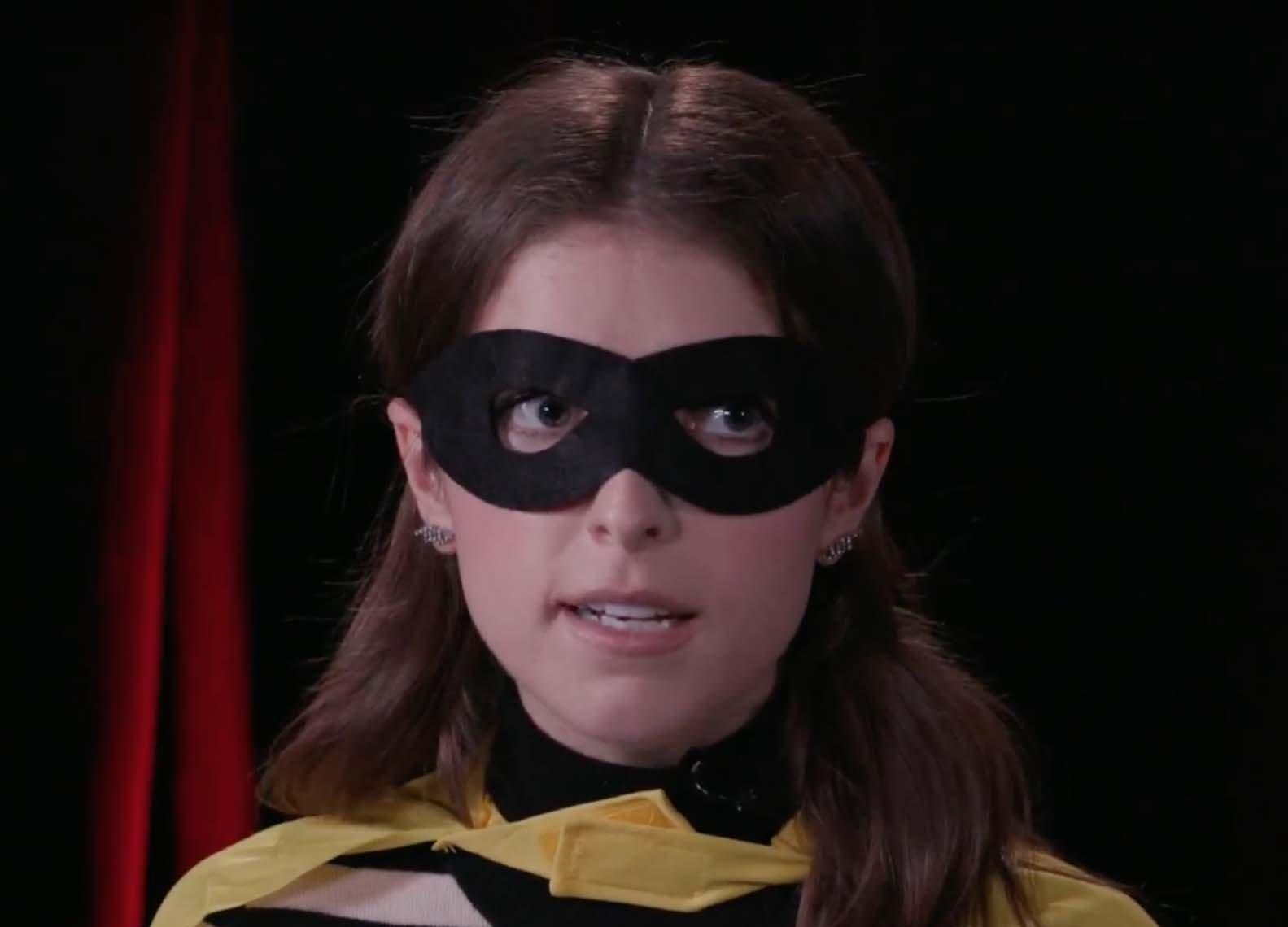 Анна Кендрик претендует на роль Робина в «Бэтмене» Бена Аффлека