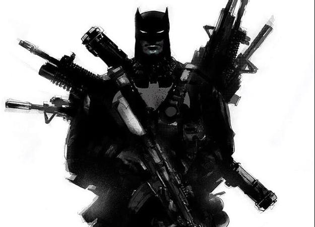 Как вкомиксах DCпоявился Бэтмен-Каратель?