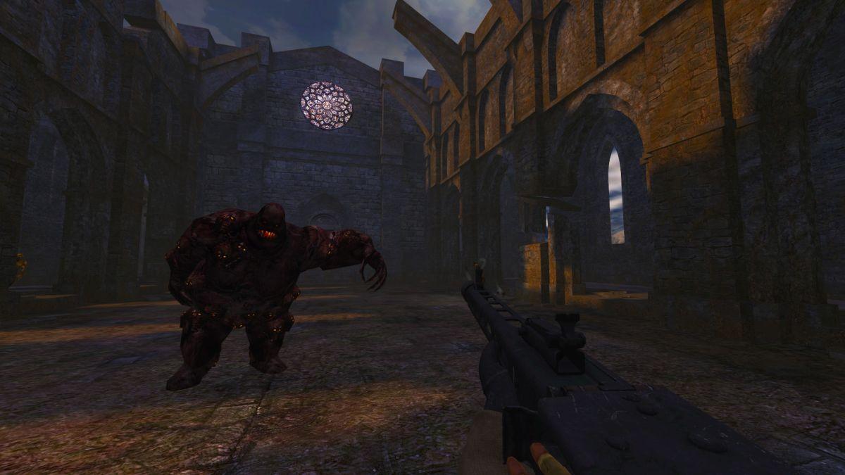 Фанатский ремастер Return toCastle Wolfenstein выйдет вSteam воктябре