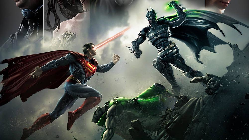 Анонсирован комикс Injustice: Year Zero. Это приквел файтингов NetherRealm