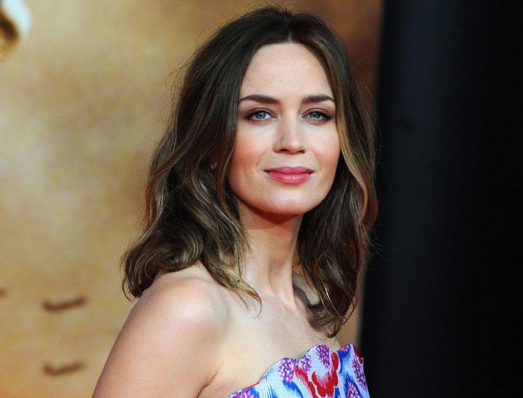 Эмили Блант признали самой матерящейся актрисой Голливуда