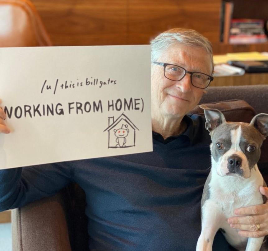 Билл Гейтс рассказал, когда ситуация вмире может стабилизироваться