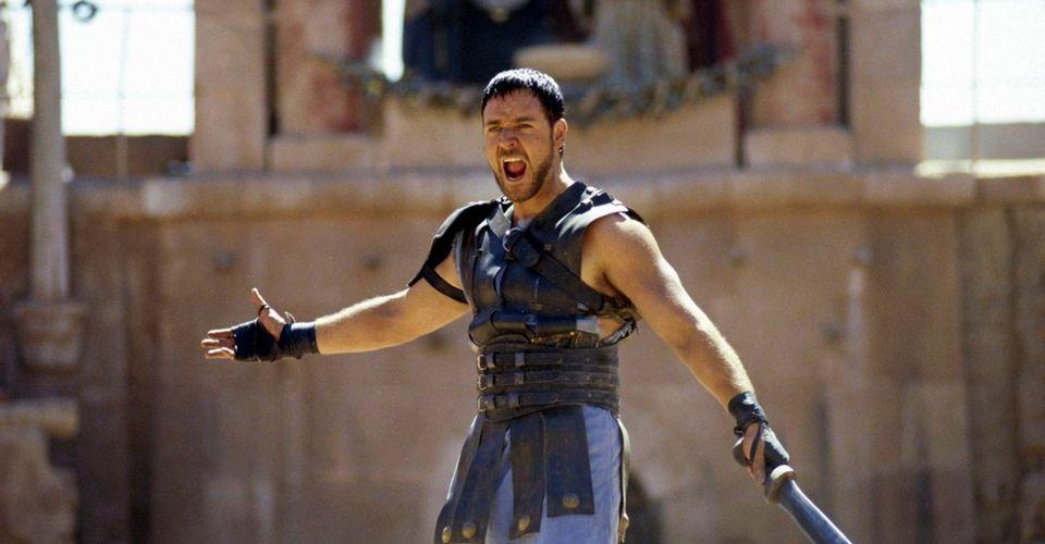 Рассел Кроу рассказал, как мог воскреснуть Максимус в«Гладиаторе2»