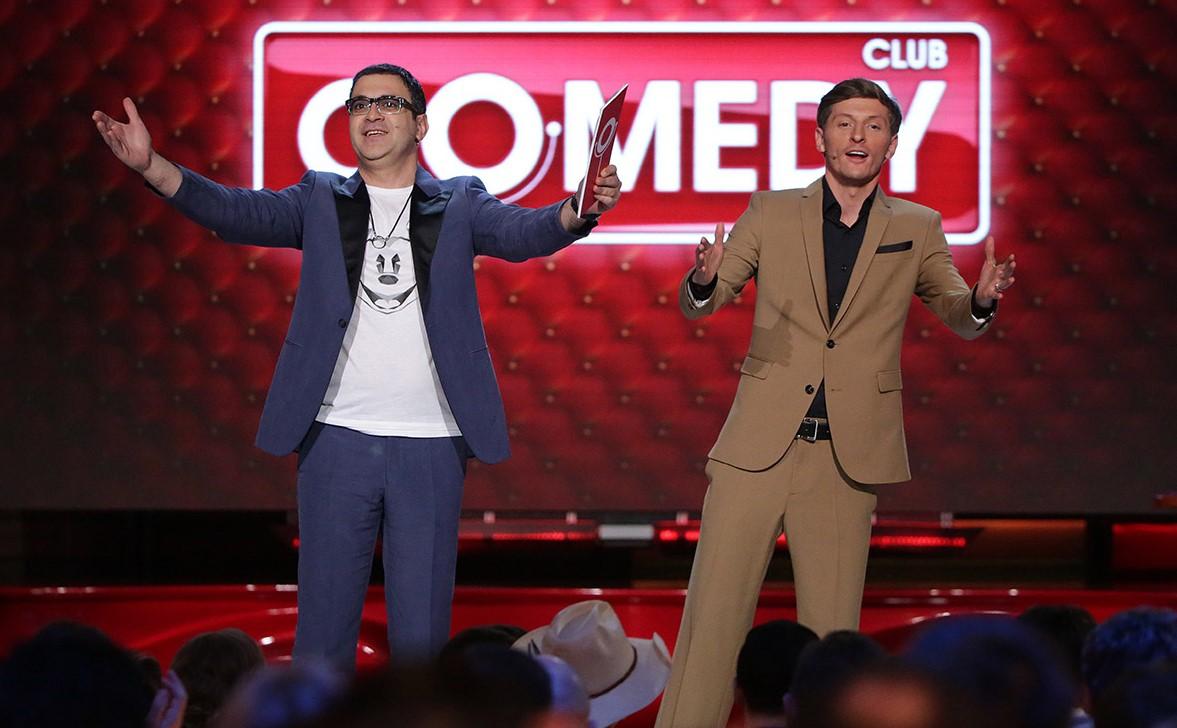 Comedy Club добрался доYouTube. Первое видео набрало более миллиона просмотров