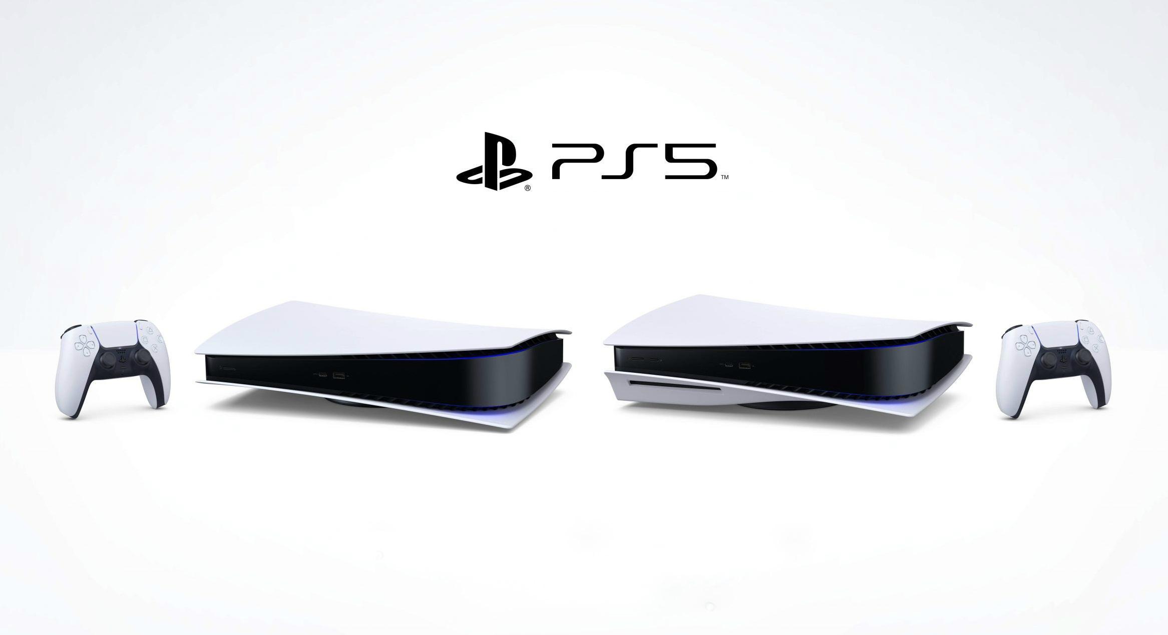 PlayStation 5 вгоризонтальном положении показалась нановом фото