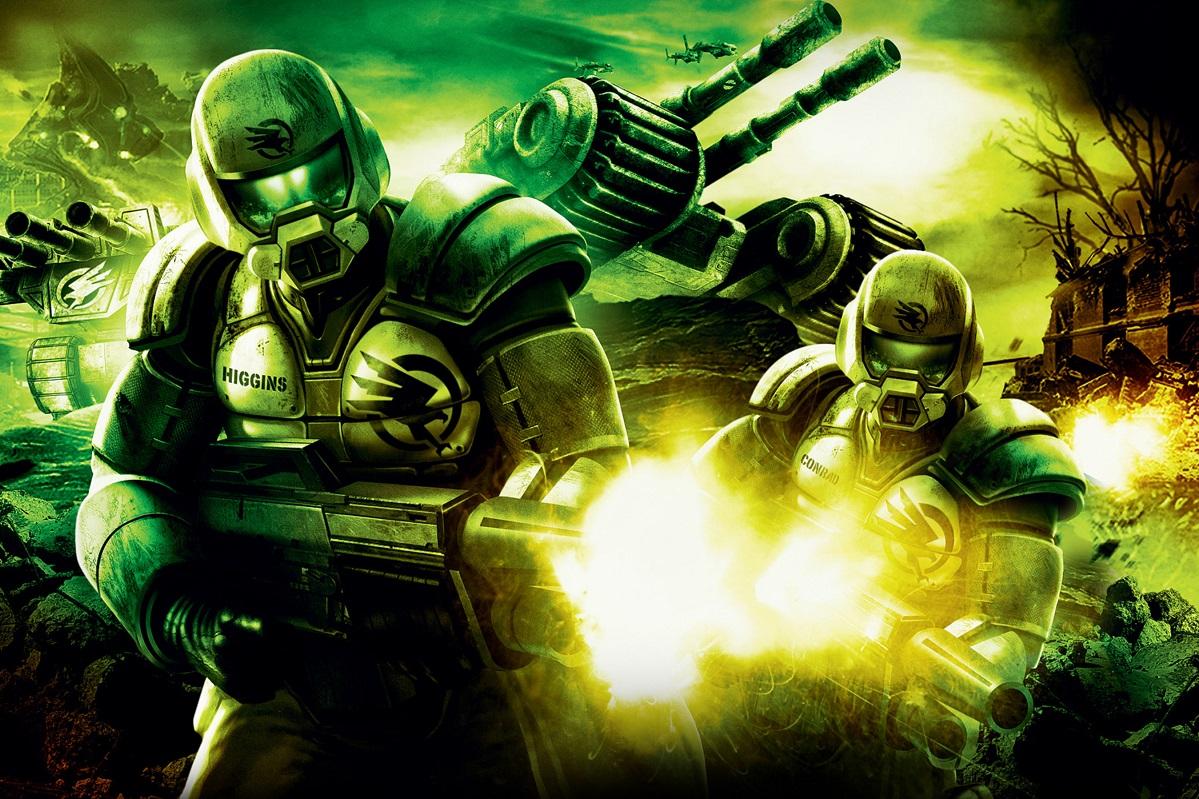 Вышел ролик ремастера классической Command & Conquer. Все как вдетстве?