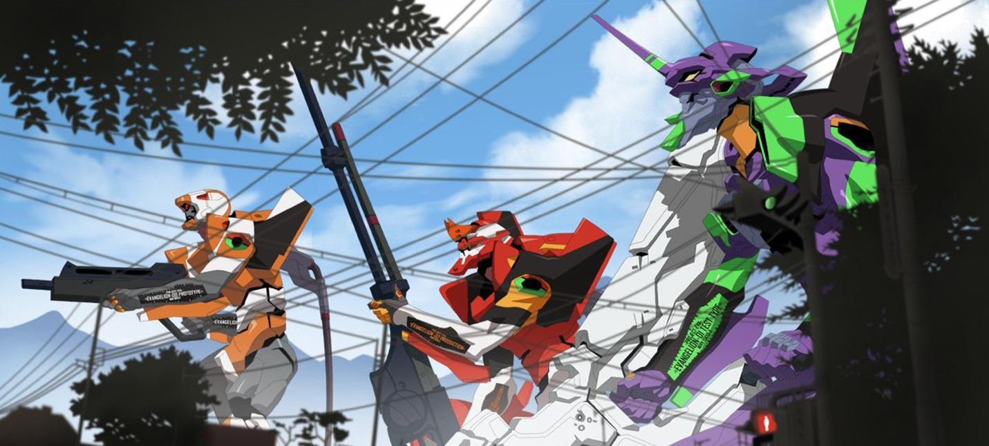 Премьеру четвертого «ребилда» Evangelion перенесли