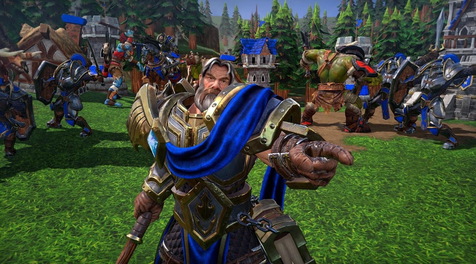 Подрядчики Blizzard рассказали оработе над Warcraft III: Reforged. Там много негатива