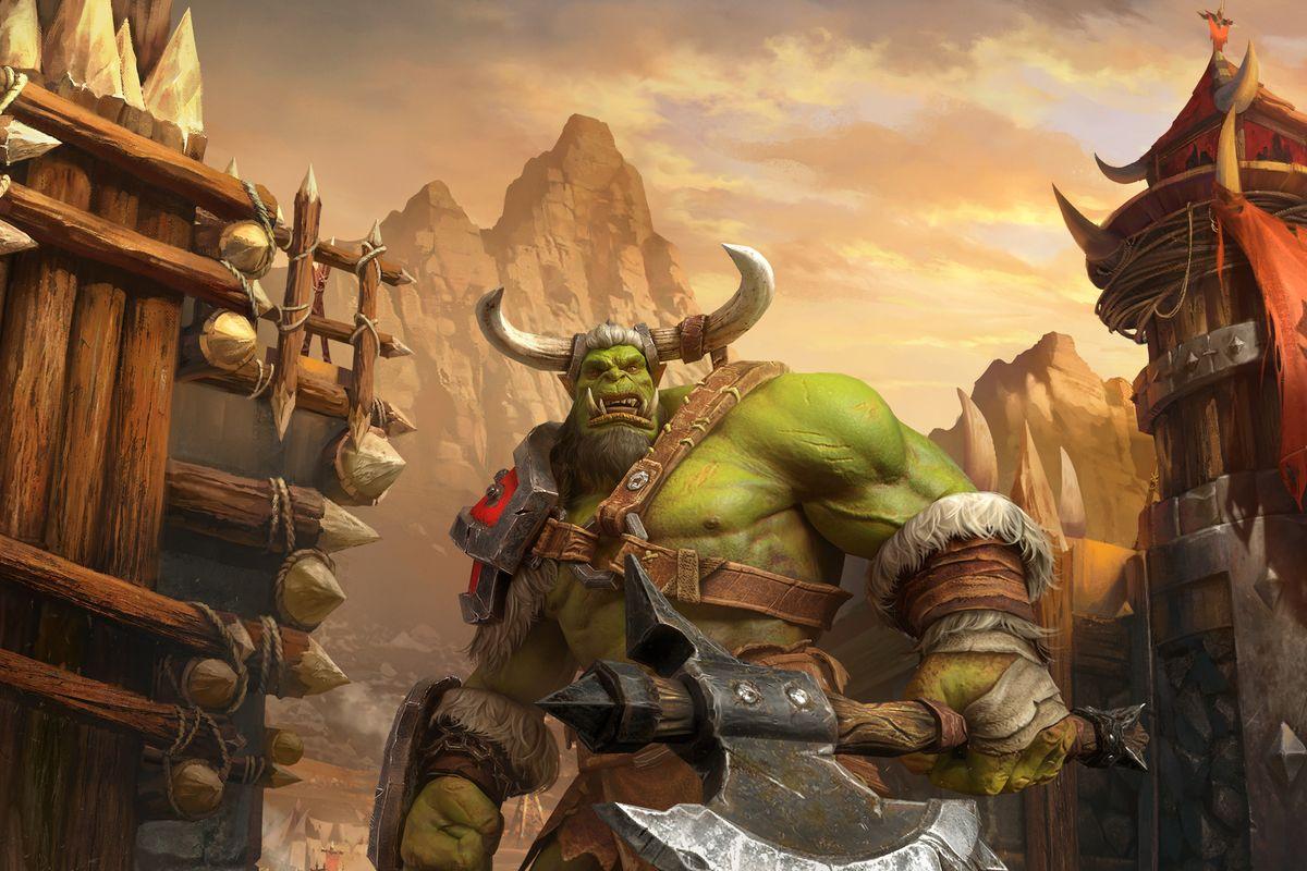 Глава Blizzard отчитался заужасный запуск WarCraft III: Reforged