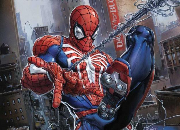Человек-паук изSpider-Man отInsomniac получит свой комикс. Онстанет адаптацией игры