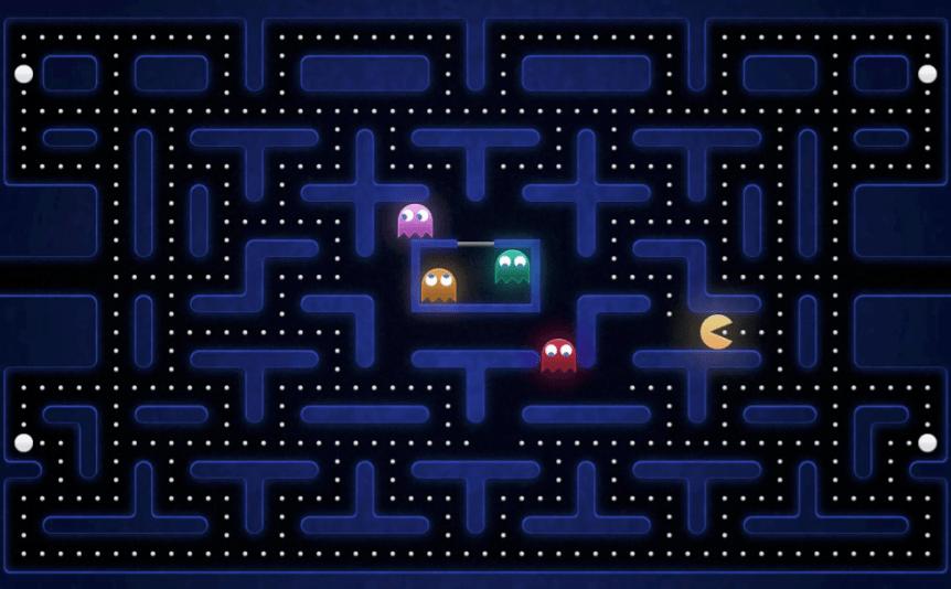 Nvidia воссоздала Pac-Man спомощью искусственного интеллекта