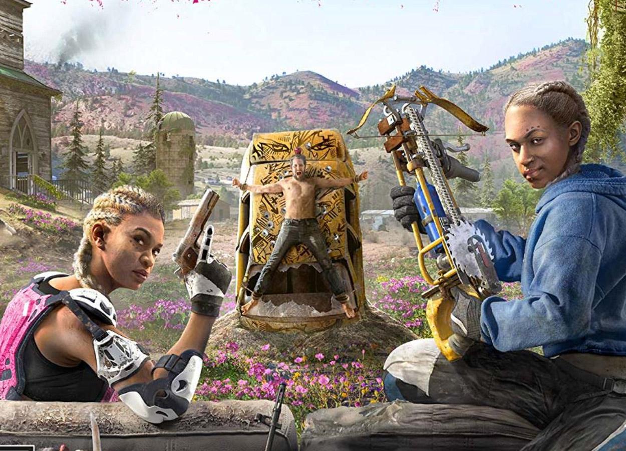 TGA 2018. Дебютный трейлер Far Cry: New Dawn— продолжения Far Cry 5 впостапокалипсисе