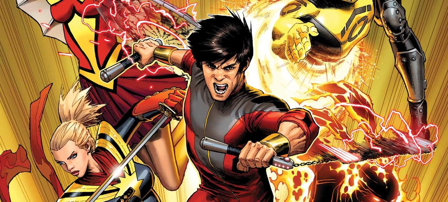 Исполнитель роли Шан-Чи сказал, что его супергерой победит Железного человека, Халка иЧерную вдову