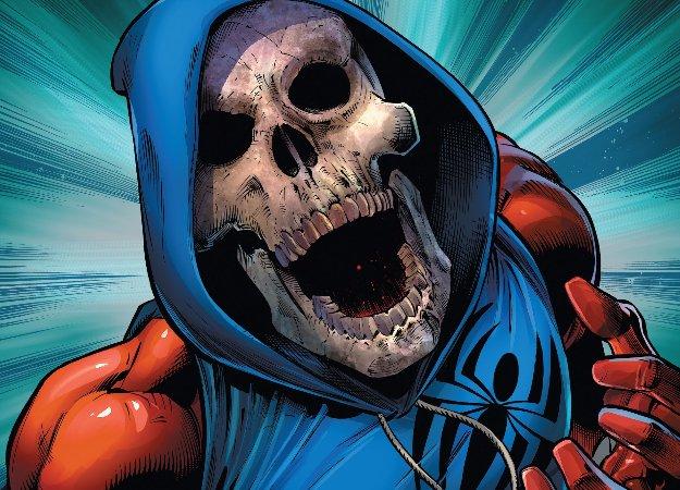 Чем закончилась встреча клона Человека-паука иЛеди Смерть?