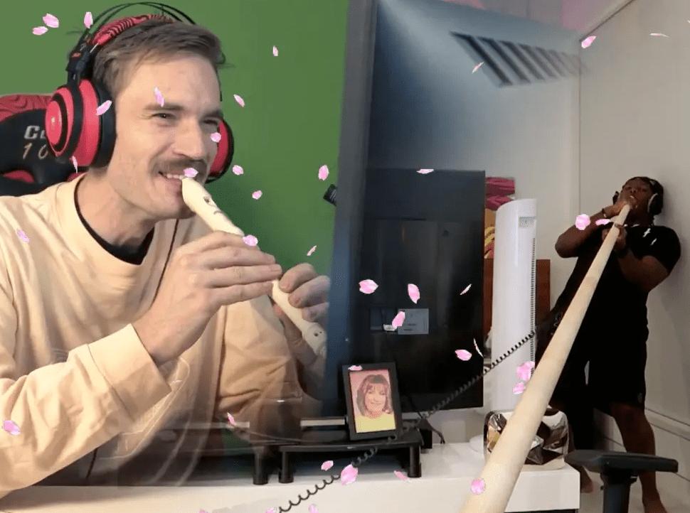 Блогер PewDiePie сыграл музыку из«Титаника». YouTube его наказал