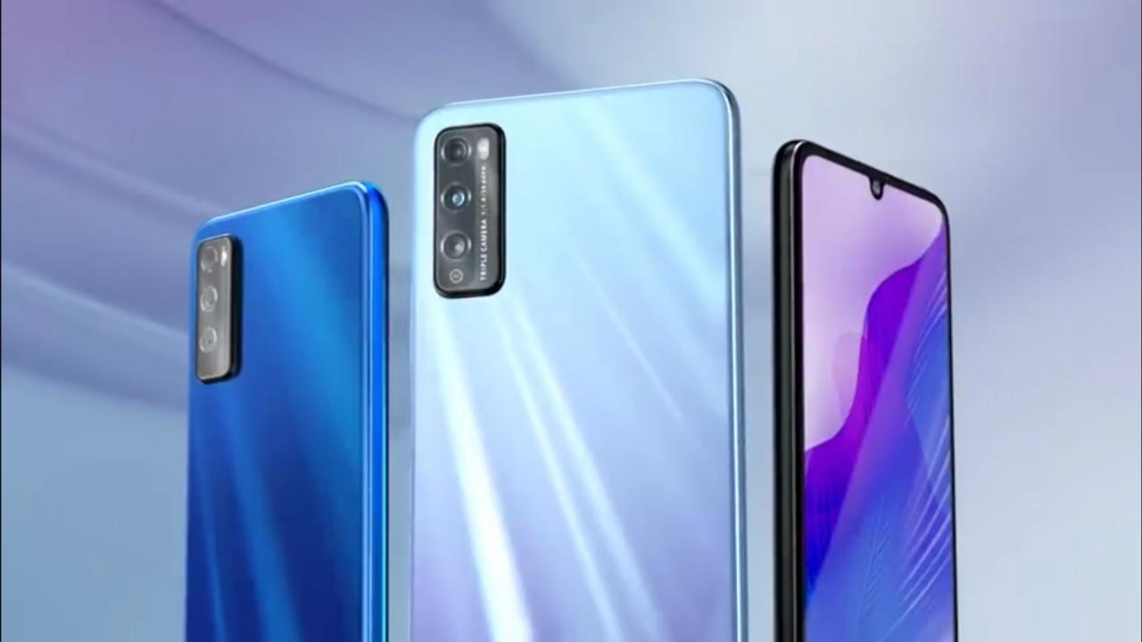 Huawei анонсировала Enjoy 20 Pro— новый бюджетный смартфон сэкраном 90 Гц